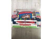 Billybeats dancing piano mega blocks (treat,birthday,christmas)