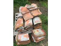 Victorian Pan Tiles x150 plus extra for cuts etc