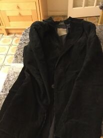 Men's Large Cord Zara Jacket