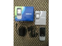 Nokia 2330 Classi, with accessories, boxed and in working order