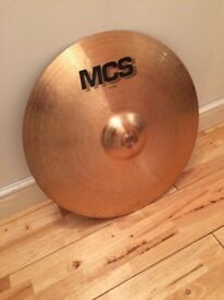 Meinl Hi Hats and Ride cymbal
