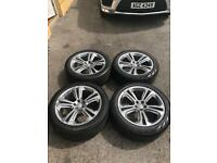 "Audi Genuine Alloy Wheels 20 "" inch"