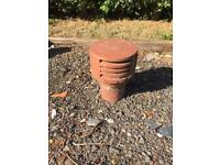 Chimney pot cowling