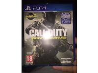 Cod IW PS4 £15