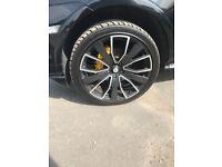 "22"" Porshe wheels"