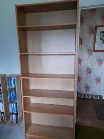 ** FREE** Oak effect bookcase