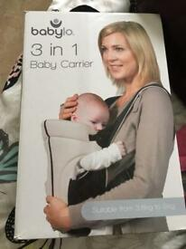 Baby carrier p