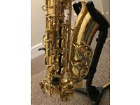 Yamaha Custom 855 Professional Alto Saxophone - recently serviced