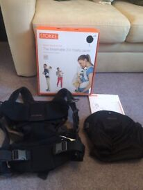 Stokke baby carrier- my carrier breathable