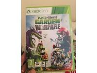 Xbox 360 garden warfare