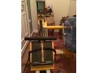 Immaculate fluid rower commercial standard