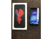 iPhone 6s, space gray, 64GB, Vodafone.