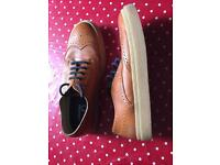 Fred Perry shoe size 7 mens