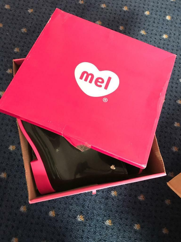 Brand new boots Mel by Mellisa uk 8