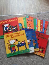 Maisy mouse books