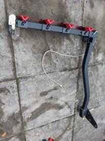 Bike Rack. Maxxraxx 4 bike