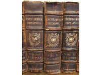 Encyclopedaedia Britannica Ninth Edition