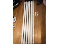 Designer radiator Rrp £350