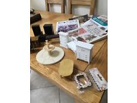 **For Sale: Dolls House furniture items and books**