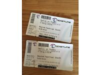 Rewind Festival weekend camping tickets