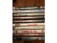Mixed Bundle of DVDs