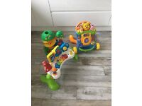 Vtech move and groove music station, vtech discovery tree and activity walker