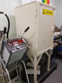 X Ray Cabinet and 160Kv X Ray Set Phillips