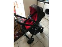 3 in 1 Chicco urban travel system. Been well looked after in very clean condition only 1 year old.