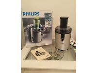 Philips Juicer HR1861 - it's brand new!