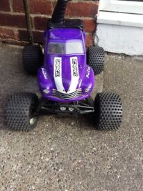 Hpi savage nitro monster truck