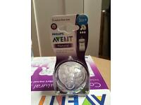 philips avent 2 medium flow teats for sale!!!!