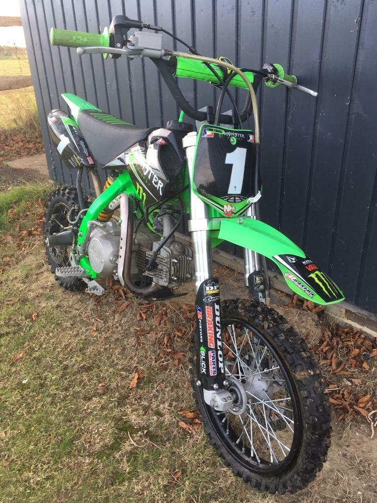 Ycf Pilot 125cc Pit Bike In Chichester West Sussex Gumtree
