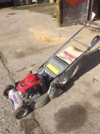 Honda lawnflite mower