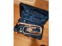 Yamaha YAH202S Eb Tenor Horn