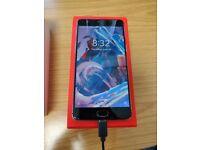Oneplus 3 64gb 6gb RAM and OnePlus 3 Karbon Case