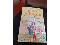 Milly Johnson Sunshine over wildflower cottage