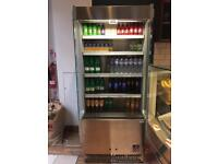 Multideck fridge interlevin, fault