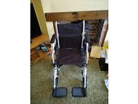 Betterlife Transport Wheelchair