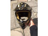 Cross helmet Acerbis