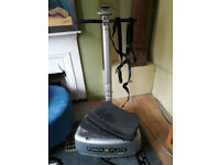 Power Plate My3 Vibration Fitness Trainer