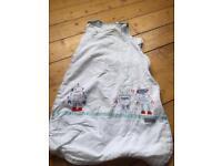 4 baby sleepsacks / gro bags 0-6 months - bundle