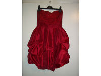 Girls party dress age 13 years