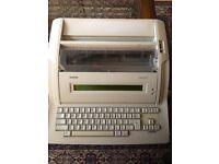 Brother LW 100 typewriter/WP/Mail Merge