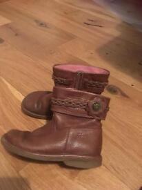 Girls winter boots Clark's