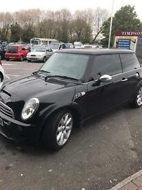 Mini Cooper s 03 MUST SEE EXTRAS reduced price!!!!!