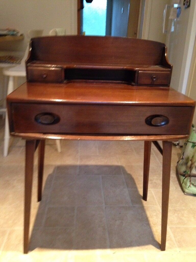 Ercol small desk or dressing table