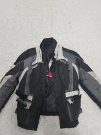 Motorcycle Jacket RST Performance Wear