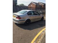 Bmw 3 series 320D ( NEEDS INJECTOR not m sport 18inch alloys Audi Mercedes cheap cars easy fix)