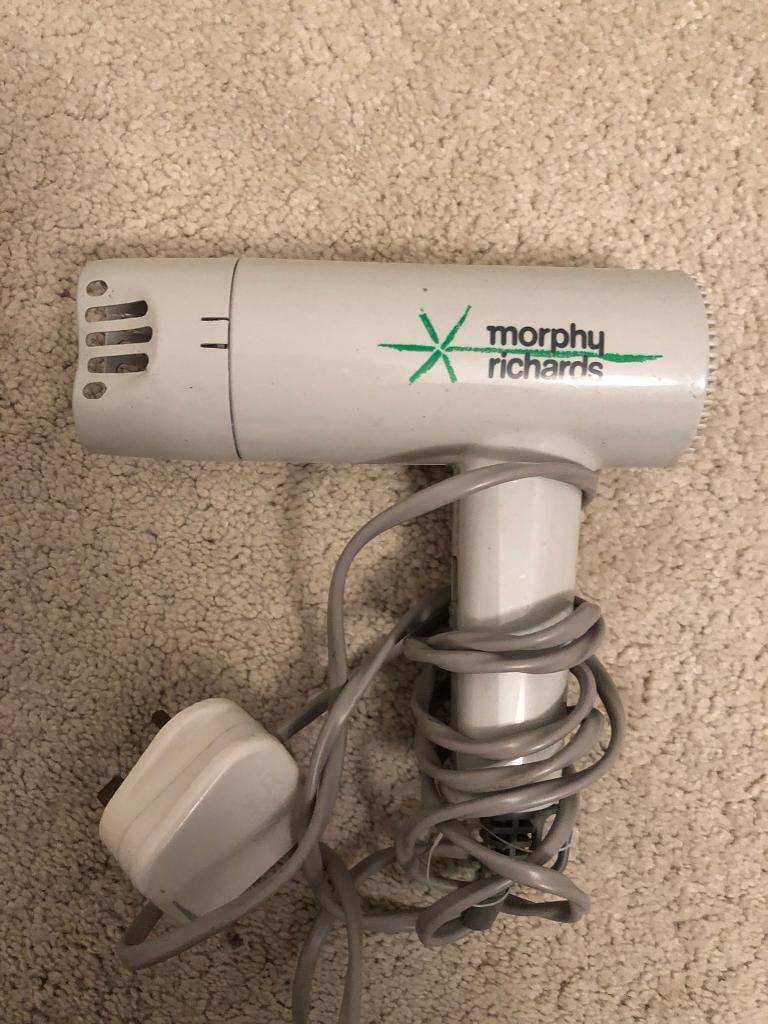 Morphy Richards Travel Hairdryer