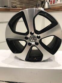 Golf Gti Mk7 Austin alloys